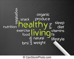 vivente, sano