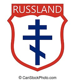 vlasov, chevron, russland, esercito