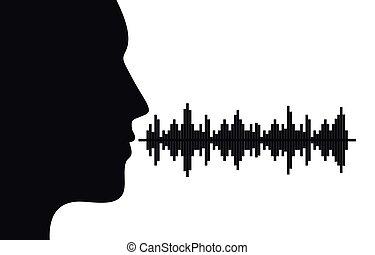 voce, suono