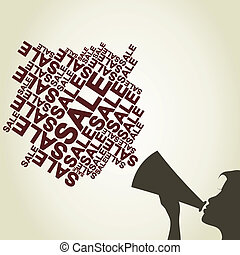 voce, vendite
