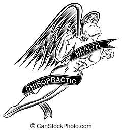 volare, angelo, chiropratica