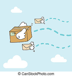 volare, pacchetti