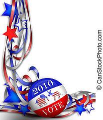 voto, 2010, giorno, elezione