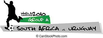 vs, africa, sud, uruguay