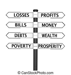 vs, povertà, ricchezza