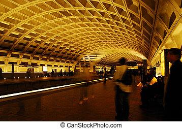 washington dc, metro