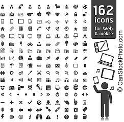 web, 162, icone