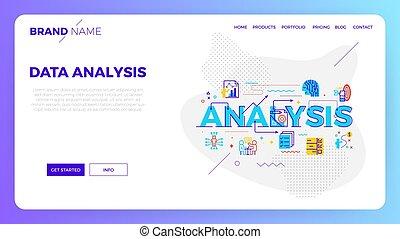 web, dati, analisi, sagoma