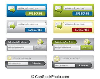 web, elementi, siti web