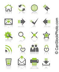 web-icons, collezione