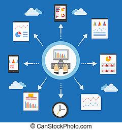 web, programmazione, analytics