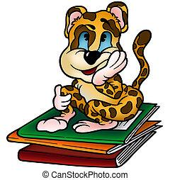 workbooks, leopardo