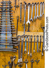 wrenches, set