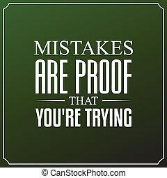 xx, tipografia, citare, errori, disegno, fondo, trying., prova