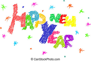 year., felice, nuovo