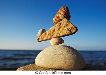 zen-come, equilibrio