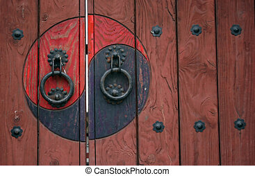 zen, porta